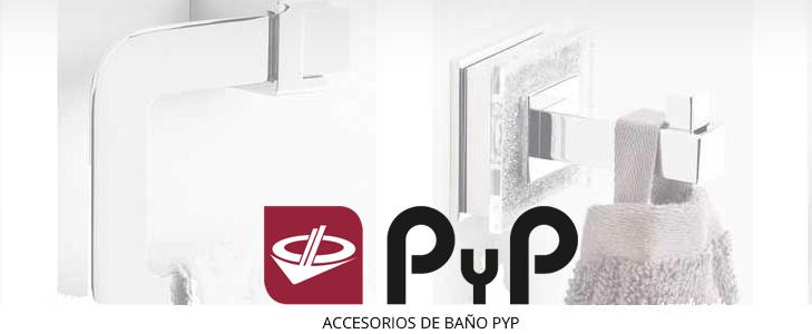 pyp accesorios de bano